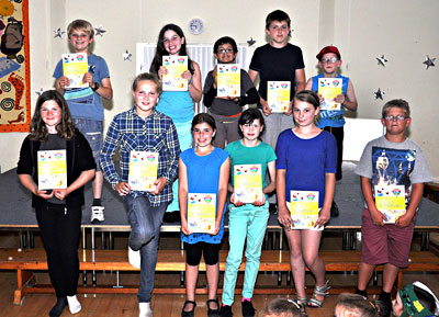 Rotary Dictionaries - Bampton School