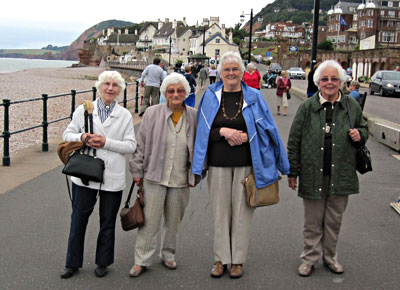 Senior Citizens - Sidmouth