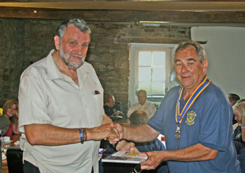 New Member of Exmoor Rotary