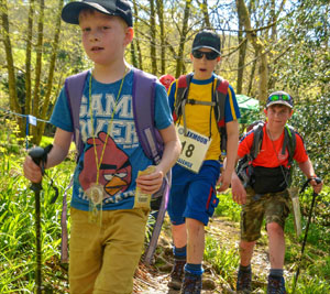 Rotary Exmoor Youth Challenge 2018